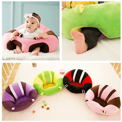 Boppy Nursing Pillow Baby Support Seat Chair Feeding Safety Sofa Plush Toy New