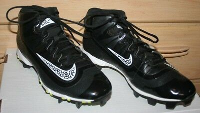 Men's Nike Fastflex Cleats Size 10 1/2 ( Worn 3 Days For Lacrosse Camp )