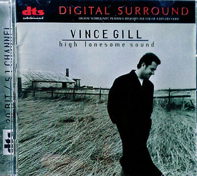 Vince Gill - High Lonesome Sound - Dts - Digital Surround - Mca
