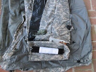 Us Army Improved Combat Tent Acu Digital Camo Issue Never Used & ACU COMBAT Tent New U.S Army Issue - $240.00 | PicClick