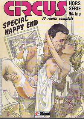 78226: Glenat circus N° hors serie 94 bis special happy end  de Collectif [TBE]
