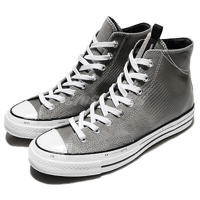 32abe9a638ea Converse First String Chuck Taylor All Star 70 1970 Hi Grey Men Shoes  160338C