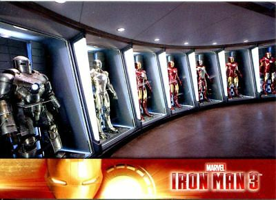 Iron Man 3 Complete 60 Card Base Set