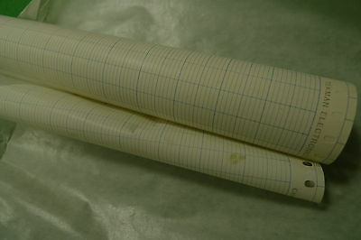 Chart Recording Paper Tekman No.20/1 Chart Recorder Roll Lab Apparatus