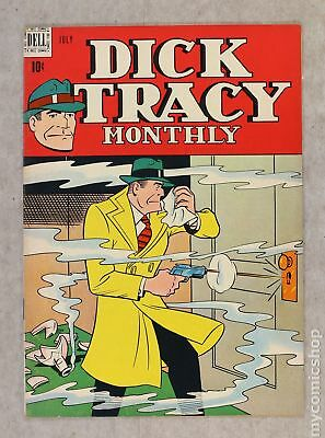 Dick Tracy Monthly #7 1948 FN- 5.5