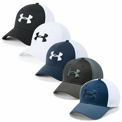 Under Armour Mens 2019 TB Classic Mesh Breathable Soft Stretch Structured Cap