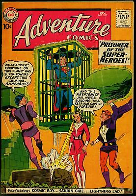 Adventure Comics #267 1959- Superboy - 2nd Legion of Super-Heroes G+