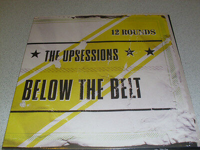 The Upsessions - Below The Belt - LP Vinyl //// Neu &OVP