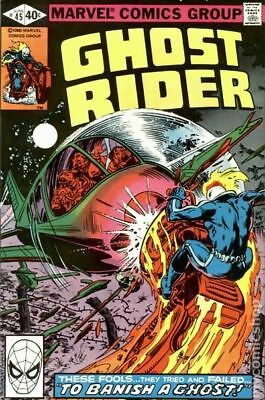 Ghost Rider (1st Series) #45 1980 VF Stock Image