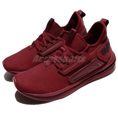 best authentic 55b92 54592 Puma Ignite Limitless SR Red Dahlia Men Running Shoes Sneakers Trainer  190482-02