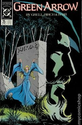 Green Arrow (1st Series) #25 1989 VF Stock Image