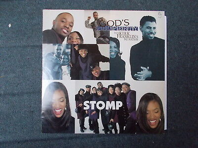 "God's Property From Kirk Franklin's Nu Nation Stomp 12""  B-Rite Music 1997"