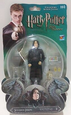 "Harry Potter Popco Figure - Severus Snape - Order of the Phoenix 3.75"" misb"