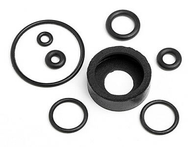 Hpi Racing 15149 Dust Protection And O-Ring Complete Set [Engine Carb] New!
