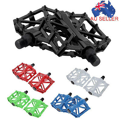 Platform Pedals MTB BMX Road Bicycle Pedal Mountain Bike Hollow Flat OBST221