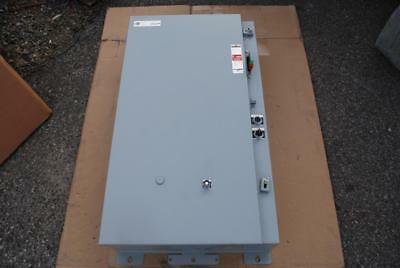 Ge Electric Cr341 Pumping Control Panel Nema Size 3 480V Cr341E014D New