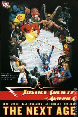 Justice Society of America The Next Age HC #1-1ST 2007 NM