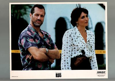 Miami Blues-Lc-Fn/nm-Fred Ward-Nora Dunn-Crime-Drama-Romanace-1990 Vf/nm