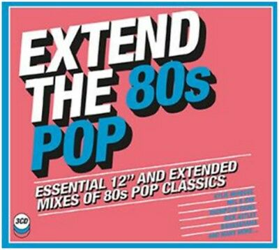 Extend the 80s Pop - New Triple CD Album - Pre Order  - 23rd February