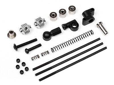 Hot Bodies D812 [109428] Throttle Linkage Set #67520 Hpi Racing New In Pack!