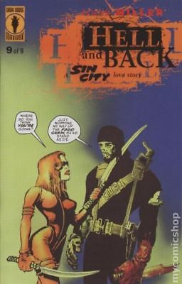 Sin City Hell and Back #9 2000 NM- 9.2