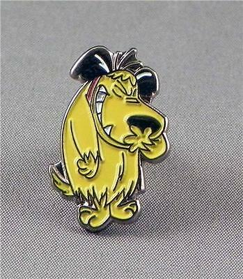 Muttley pin badge. Wacky Races -  Cartoon series. Dick Dastardly