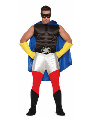 Adults Be Your Own Superhero Super Hero Red Pants Costume Accessory