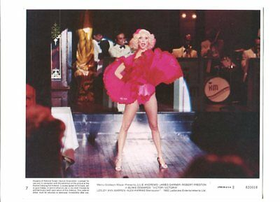 VICTOR/VICTORIA-8x10 PROMOTIONAL STILL #7-DANCE/STAGE FN