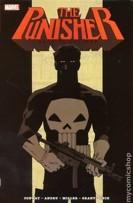 Punisher Back to War Omnibus HC (Marvel) 1A-1ST 2017 NM