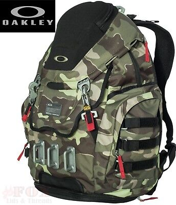 OAKLEY KITCHEN SINK Herb Camo 34L Capacity Laptop Backpack / Daypack Camouflage