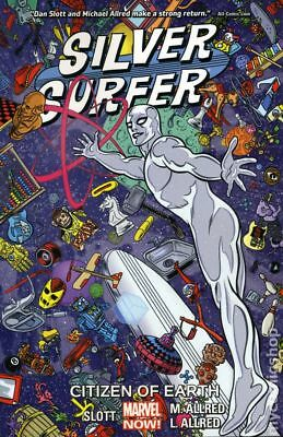 Silver Surfer TPB (Marvel NOW) #4-1ST 2016 NM