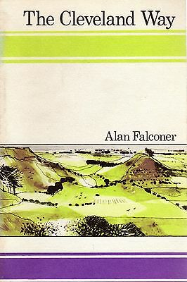 1977 The Cleveland Way Alan Falconer Long Distance Footpath Guide No 2 42507