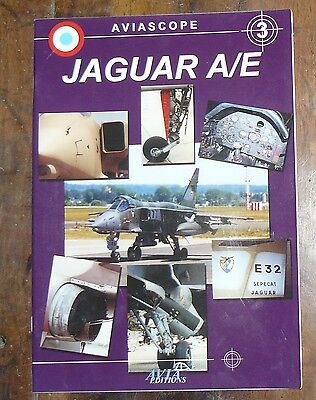 Aviascope N°3  Jaguar A/e Avia Edition