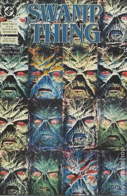 Swamp Thing (2nd Series) #101 1990 VF Stock Image
