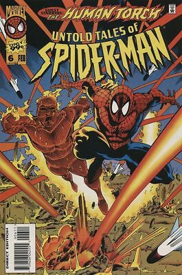 Untold Tales of Spider-Man #6 FN 1996 Marvel Comic Book