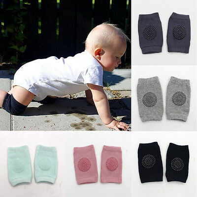 Kids Safety Crawling Elbow Cushion Infants Toddlers Baby Knee Pad Protector AU