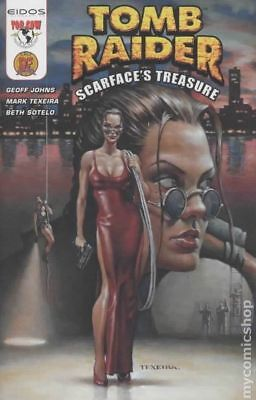 Tomb Raider Scarface's Treasure DF Exclusive Imprint 1A 2003 NM Stock Image