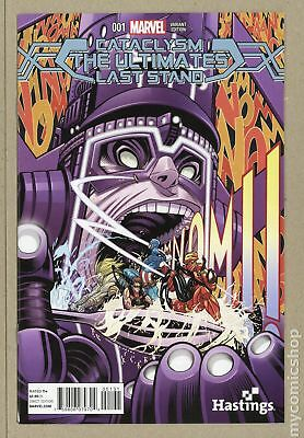 Cataclysm Ultimates Last Stand 1HASTINGS 2014 NM- 9.2