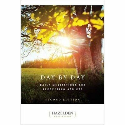 Day by Day: Daily Meditations for Recovering Addicts - Paperback NEW Anonymous 1