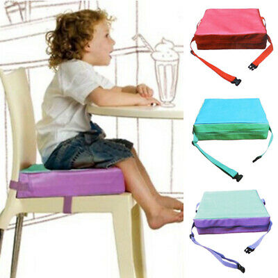 Baby Highchair Pad Booster Seat Cushion Removable Kids Dining Chair  Adjustable
