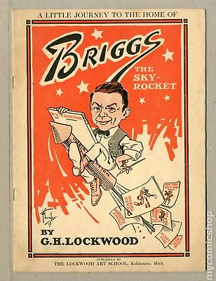 Little Journey to the Home of Briggs the Sky Rocket #0 1917 VG 4.0