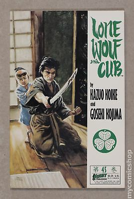 Lone Wolf and Cub (First) #45 1991 VF 8.0