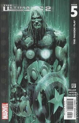 Ultimates 2 (2nd Series) #5 2005 FN Stock Image
