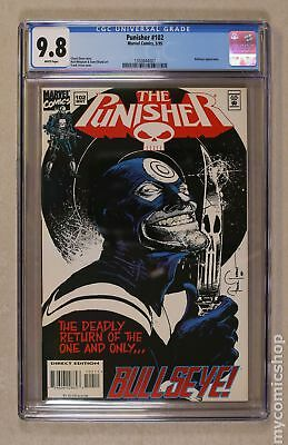 Punisher (2nd Series) #102 1995 CGC 9.8 1350844007