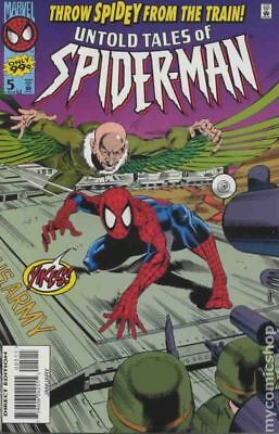 Untold Tales of Spider-Man #5 1996 VG Stock Image Low Grade