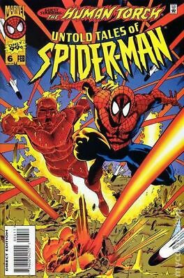 Untold Tales of Spider-Man #6 1996 FN Stock Image