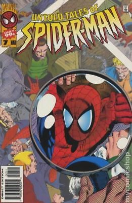 Untold Tales of Spider-Man #7 1996 FN Stock Image