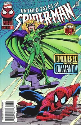 Untold Tales of Spider-Man #10 1996 VG Stock Image Low Grade