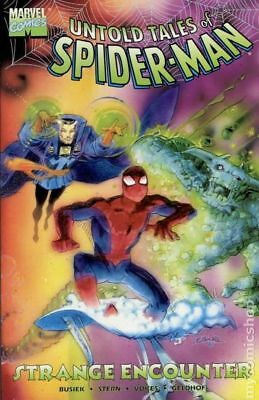 Untold Tales of Spider-Man Strange Encounter #1 1998 FN Stock Image