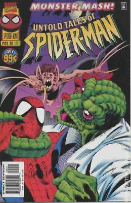 Untold Tales of Spider-Man #9 1996 VG Stock Image Low Grade
